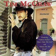 Tim McGraw, Not A Moment Too Soon (CD)