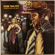 Tom Waits, The Heart Of Saturday Night [Red Vinyl] (LP)