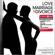 Toni Braxton, Love, Marriage & Divorce [Limited Edition] (CD)