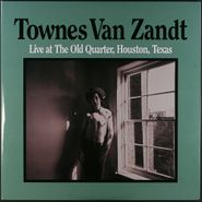 Townes Van Zandt, Live At The Old Quarter (LP)