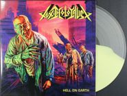 Toxic Holocaust, Hell On Earth [Clear and Yellow Vinyl] (LP)