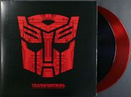 Various Artists, Transformers: The Movie [Black Friday Red and Purple Vinyl OST] (LP)