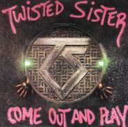 Twisted Sister, Come Out And Play [Pop-Up Cover] (LP)