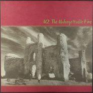 U2, The Unforgettable Fire (LP)