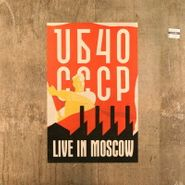 UB40, Live In Moscow (LP)