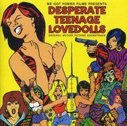 Various Artists, Desperate Teenage Lovedolls [OST] (CD)