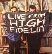 Various Artists, Live From High Fidelity: The Best Of The  Podcast Performances [Record Store Day Green Vinyl] (LP)