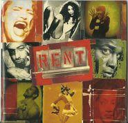 Jonathan Larson, Rent [Broadway Cast Recording] (CD)