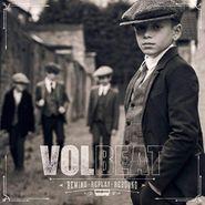 Volbeat, Rewind Replay Rebound [Limited Edition, 180 Gram Clear Vinyl] (LP)
