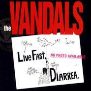 The Vandals, Live Fast Diarrhea [Green Vinyl] (LP)