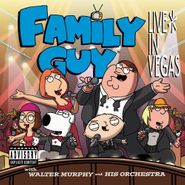 Seth MacFarlane, Family Guy: Live in Vegas (CD)