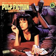 Various Artists, Pulp Fiction [OST] (CD)