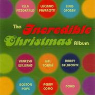 Various Artists, The Incredible Christmas Album (CD)