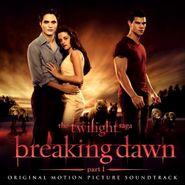 Carter Burwell, The Twilight Saga: Breaking Dawn (Part One) [OST] (CD)