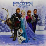 Various Artists, Frozen: The Songs (CD)