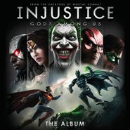 Various Artists, Injustice - Gods Among Us: The Album [OST] (CD)