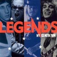 Various Artists, Legends: My Generation (CD)