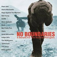 Various Artists, No Boundaries: A Benefit For The Kosovar Refugees (CD)