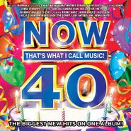 Various Artists, Now That's What I Call Music! 40 (CD)
