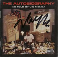 Vic Mensa, The Autobiography [Autographed] (CD)