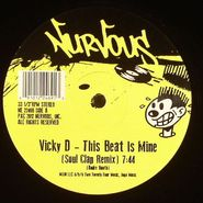 """Vicky D, This Beat Is Mine / Just Let Me Dance (12"""")"""