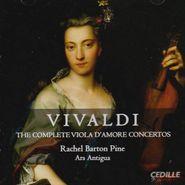 Antonio Vivaldi, Vivaldi: The Complete Viola d'Amore Concertos (CD)