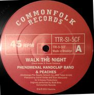 "Peaches, Walk The Night [RECORD STORE DAY] (12"")"