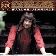 Waylon Jennings, RCA Country Legends (CD)