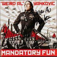 """Weird Al"" Yankovic, Mandatory Fun [Autographed Copy] (CD)"