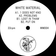 """White Material, White Material (12"""")"""