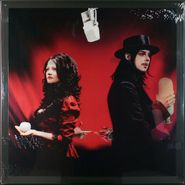 The White Stripes, Get Behind Me Satan [180 Gram Red & White Vinyl] [Record Store Day] (LP)