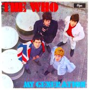 The Who, My Generation [1980 UK Mono Issue] (LP)