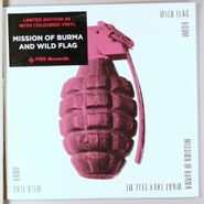 """Mission Of Burma, What They Tell Me / Boom [White Vinyl Split] (7"""")"""