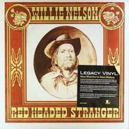 Willie Nelson, Red Headed Stranger [Legacy Vinyl] (LP)
