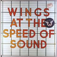 Wings, Wings At The Speed Of Sound (LP)