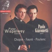 Frédéric Chopin, Wispelwey Plays Works By Chopin / Faure & Poulenc [Import] (CD)