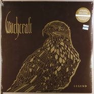 Witchcraft, Legend [Yellow Vinyl with Brown Splatter] (LP)