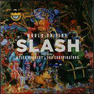 Slash, World On Fire [Red Vinyl Issue] (LP)