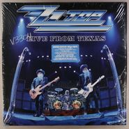 ZZ Top, Live From Texas (CD)