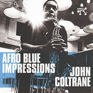 John Coltrane, Afro Blue Impressions (LP)
