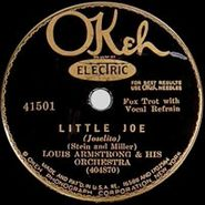 Louis Armstrong, Little Joe / Them There Eyes