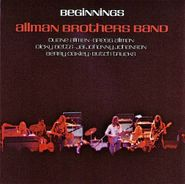 The Allman Brothers Band, Beginnings (CD)