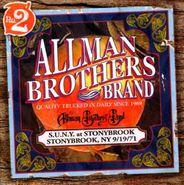 The Allman Brothers Band, S.U.N.Y. at Stonybrook: NY, 9/19/71 (CD)