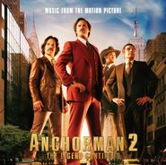 Various Artists, Anchorman 2: The Legend Continues [OST] (CD)