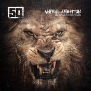 50 Cent, Animal Ambition - An Untamed Desire To Win (LP)