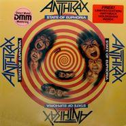 Anthrax, State Of Euphoria [Ltd Edition] (LP)