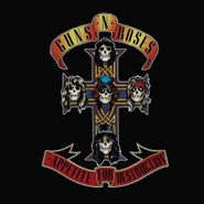 Guns N' Roses, Appetite For Destruction (CD)