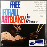 Art Blakey & The Jazz Messengers, Free For All (LP)