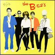 The B-52's, The B-52's [Original Issue] (LP)