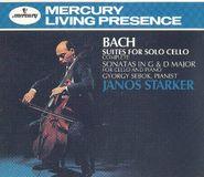 J.S. Bach, Bach: Six Cello Suites / Sonatas in G Major & D Major (CD)